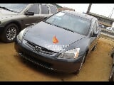 Photo Grey honda accord 2004