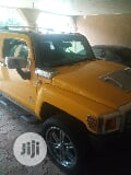 Photo Hummer H3 2006 Suv Sport Utility Yellow