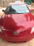 Photo Toyota Camry 2008 2.4 xle red