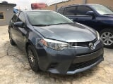 Photo 2015 Blue Automatic Toyota Corolla