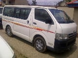 Photo 2006 toyota haice on auction, contact com....
