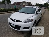 Photo Mazda Cx-7 2007 White