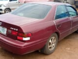 Photo Toyota Camry 2001 Red