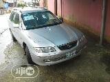 Photo Mazda 626 2001 Wagon White