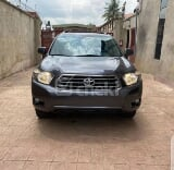Photo 2008 Grey Automatic Toyota Highlander
