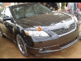 Photo Black toyota camry se 2008