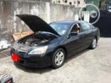 Photo Honda Accord 2007 Black