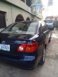 Photo Toyota Corolla Sedan Automatic 2003 Blue