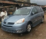 Photo Toyota Sienna 2005 Blue