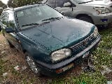 Photo Volkswagen Golf 2000 1.6 Variant Green