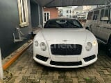 Photo 2015 White Automatic Bentley Continental