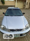Photo Honda Civic 1998 Ex 4Dr Sedan Silver