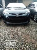 Photo Toyota Corolla 2017 Gray