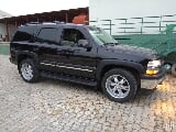 Photo Chevrolet Tahoe 4Wd 2005 Black