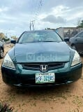 Photo 2005 Dark Green Automatic Honda Accord