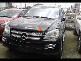 Photo Black mercedes benz gl320 cd1 4matic 2008