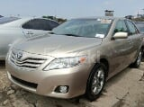 Photo 2008 Gold Automatic Toyota Camry