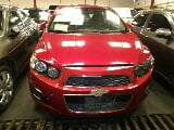 Photo Chevrolet Ss 2012 Red