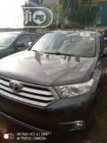 Photo Toyota Highlander 2012 Limited Green