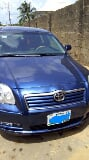 Photo Toyota Avensis 2005 2.0 Sol Blue