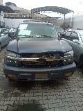 Photo Chevrolet Avalanche 2001 Blue
