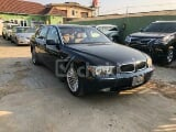 Photo 2005 Dark Blue Automatic BMW 7 Series