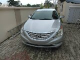 Photo Hyundai Sonata 2012 Silver