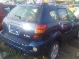 Photo Toyota Vitz 2005 Blue