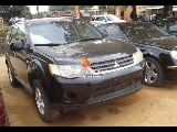 Photo Black mitsubishi outlander 2009