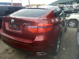 Photo Bmw X6 2013 Red