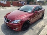 Photo 2006 Maroon Automatic Lexus IS