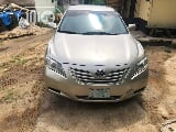 Photo Toyota Camry 2009 Gold