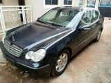 Photo Mercedes-Benz C180 2003 Black