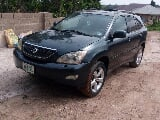 Photo Lexus Rx 2004 Green
