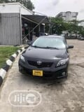 Photo Toyota Corolla 2010 Black