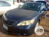 Photo Toyota Camry 2008 Blue