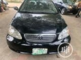 Photo Toyota Corolla CE 2005 Black