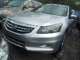Photo Honda Accord 2009 Sedan Ex-L V6 Automatic Silver