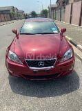 Photo 2007 Red Automatic Lexus IS