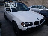 Photo Bmw X3 2006 2.5I White