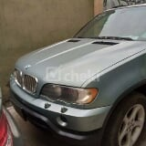 Photo 2004 Blue Automatic BMW X5