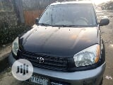 Photo Toyota Rav4 2004 2.0 4X4 Executive Black