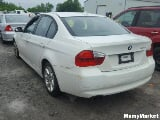 Photo Clean white bmw-323 for sale at auction price...