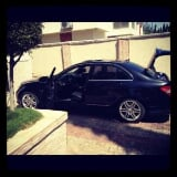 Photo Well Maintained And Neat Benz C350 On Sale