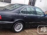 Photo Bmw 540I 2003 Black