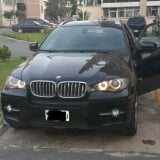 Photo Grab BMW X6 2009 Model. (Registered But Not Used)