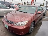 Photo 2005 Red Automatic Toyota Camry