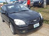 Photo Kia Rio 2010 Black
