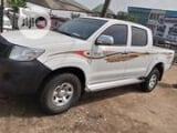 Photo Toyota Hilux 2012 2.5 D-4D 4X4 SRX White