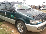 Photo Mitsubishi Spacewagon 1997 Green